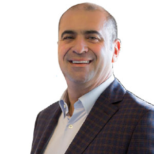 Sean Farag,CEO