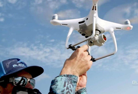 EagleHawk launches Drone-Enabled Disinfectant Spraying