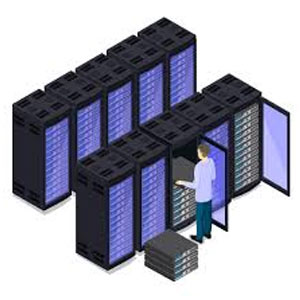 High-performance Data Center with Cost-Effective Megawatt Configurations
