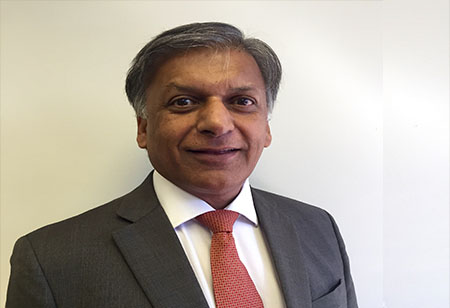 Ravinder S. Thind,President