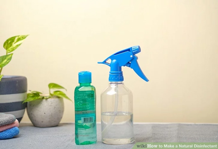 How to Make Disinfectant with Household Bleach?
