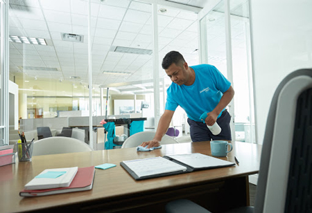 Disinfecting the Workplace for a COVID-19 Free Environment