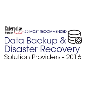 25 Most Recommended Data Backup and Disaster Recovery Solution Providers