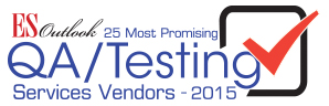 25 Most Promising QA/Testing Services Vendors - 2015
