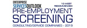 Top 10 Pre Employment Screening Companies - 2019