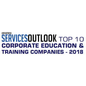 Top 10 Corporate Education & Training Companies - 2018