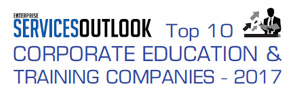 Top 10 Corporate Education and Training Companies 2017