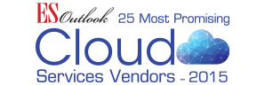 25 Most Promising Cloud Services Vendors - 2015