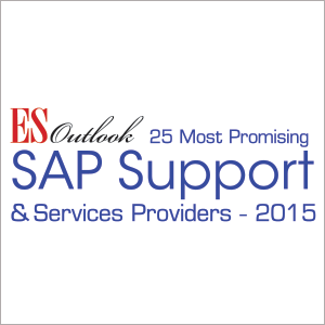25 Most Promising SAP Support & Services Providers 2015