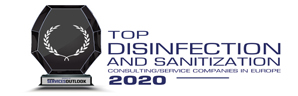 Top 10 Disinfection and Sanitization Consulting/Service Companies in Europe 2020